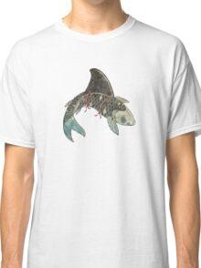 Koi Shark Fin Classic T-Shirt