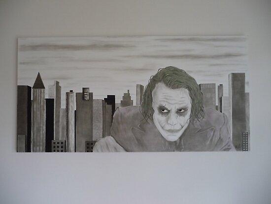 The Joker by Russell Winmill
