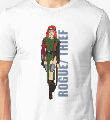 Rogue/Thief Unisex T-Shirt