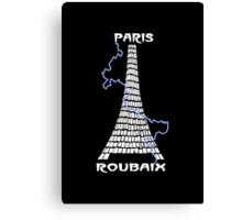 Paris-Roubaix Canvas Print