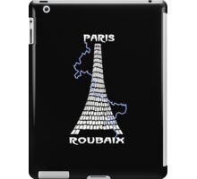 Paris-Roubaix iPad Case/Skin