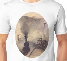 Steam Train Unisex T-Shirt