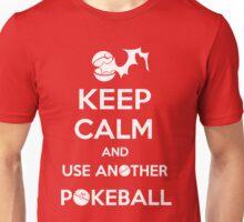 Use another pokeball Unisex T-Shirt