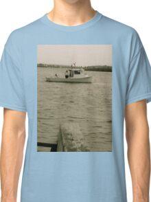 NC Sail Boat Classic T-Shirt