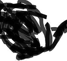 Cat/imaginary drawing -(220313)- digital art/ms paint by paulramnora