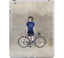 Gainsbourg Wears Gitanes iPad Case/Skin