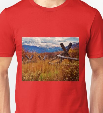 A Walk in the Meadow Unisex T-Shirt