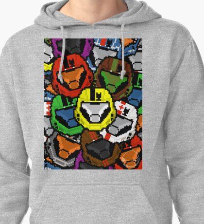 Multiplayer Pullover Hoodie