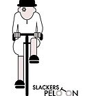 Clockwork Commuter by SlackersPeloton