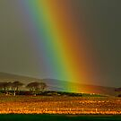 West Kilbride Rainbow by George Crawford