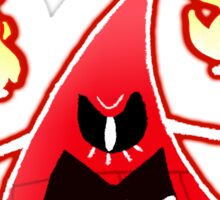 Bill Cipher angry Sticker