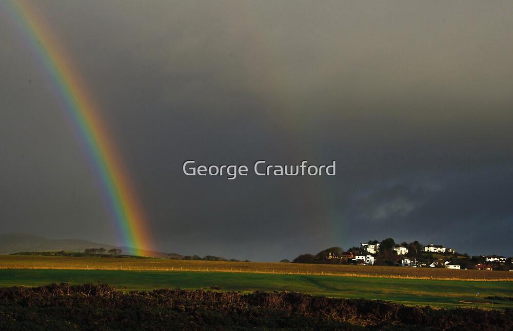 West Kilbride Rainbow 1 by George Crawford