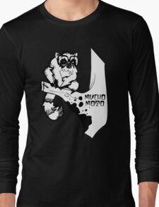 Hipster Lemur Long Sleeve T-Shirt