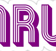 IMRU? Sticker