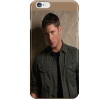 Jensen Ackles of Supernatural iPhone Case/Skin