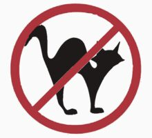 No Cats?! by shakeoutfitters