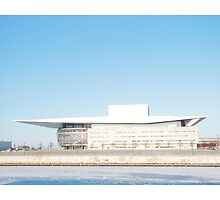 Copenhagen Opera House by joshwi1son