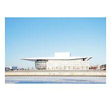 Copenhagen Opera House Photographic Print