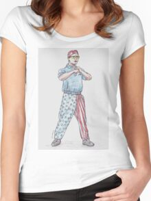 Rex Kwon Do Women's Fitted Scoop T-Shirt