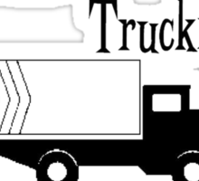 Les B Inn's Trucking Sticker