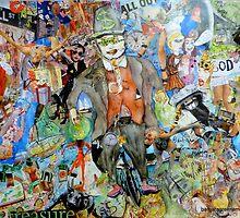 Wall Street by Barbara Mann