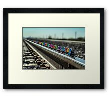 There's no Freakin' Way I Can! Framed Print