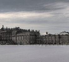 Winter County House by J Biggadike