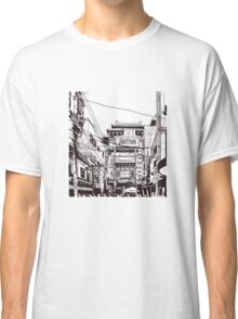 Yokohama - China town Classic T-Shirt