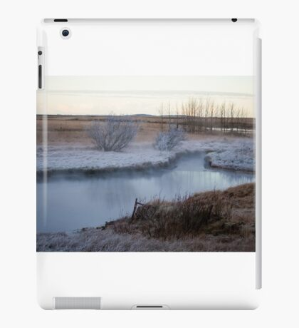 Warm view iPad Case/Skin