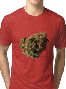 Marijuana Nugget Tri-blend T-Shirt