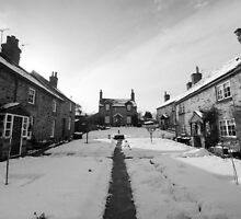 Snow Paradise Square by J Biggadike