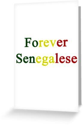 Forever Senegalese  by supernova23