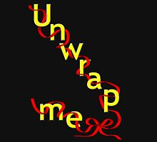 unwrap his / her present Womens Fitted T-Shirt