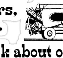 Les B Inn Movers Sticker