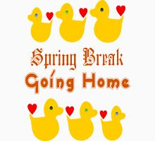 ㋡♥♫Spring Break-Going Home Ducks Clothing & Stickers♪♥㋡ Men's Baseball ¾ T-Shirt