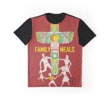 Family Meals Graphic T-Shirt