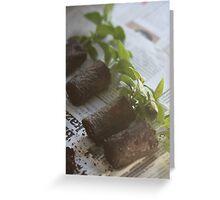 Seedlings Greeting Card