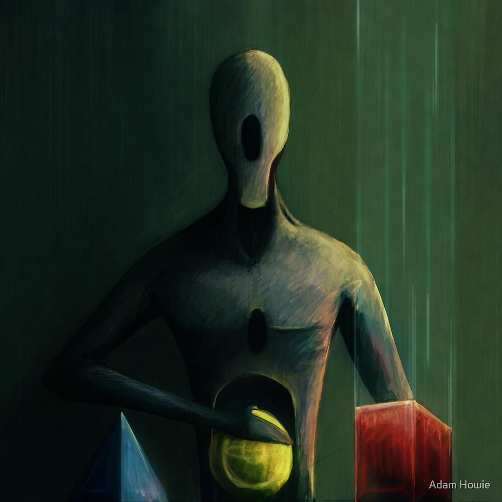 I Want a Third Pill by Adam Howie