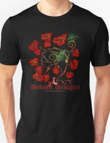 Flaming bush T-Shirt