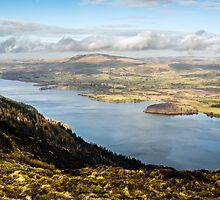 Bassenthwaite Lake - Cumbria by David Lewins