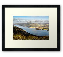 Bassenthwaite Lake - Cumbria Framed Print