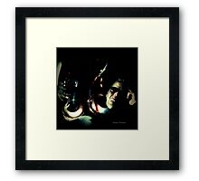 What I see Framed Print