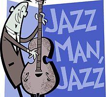 Jazz Man, Jazz by G. Allen Black
