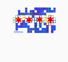 Tetris Chicago Unisex T-Shirt