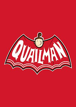 Quailman by Scott Weston