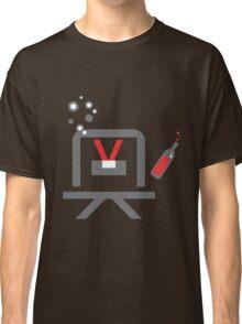 The Drunken Robot Classic T-Shirt