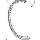 The letter C by handandi