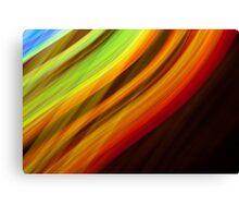 Rainbow Dance Canvas Print