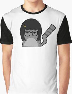 Tina Cat Graphic T-Shirt