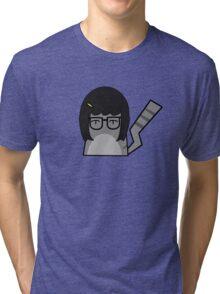 Tina Cat Tri-blend T-Shirt